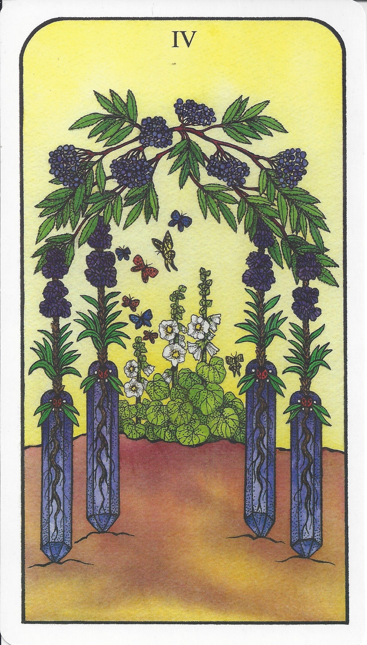 Nature Spirit Tarot Tarot Reflectionsmarch 2016