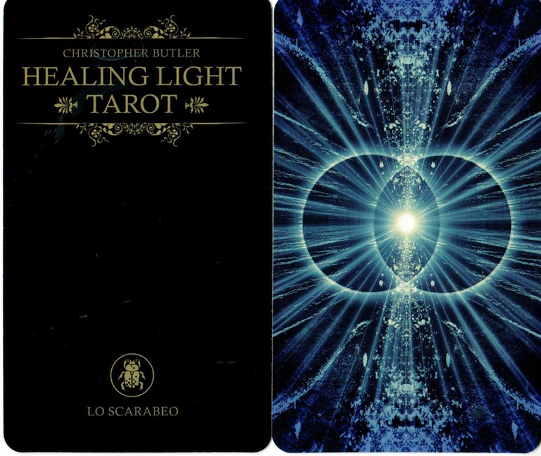 The Healing Light Tarot: Christopher Butler Interview