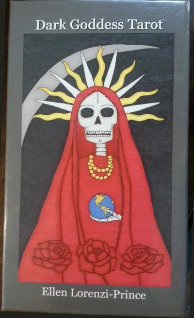 Goddess Tarot Decks: ATA's Tarot Reflections October 2013